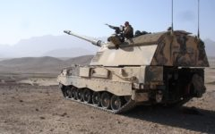 Rheinmetall Denel Munition qualifies VLAP shell for overseas client