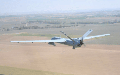 TAI successfully weaponizes Anka UAV with MAM-L
