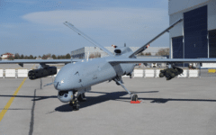 Turkey completes development of engine for Anka UAV