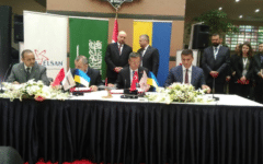 Antonov signs collaboration agreements with TAI, Aselsan and Havelsan