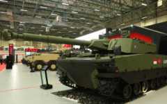 FNSS and PT Pindad showcase Kaplan MT AFV prototype