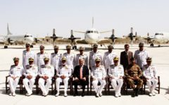 Pakistan operationalizes new naval air base in Baluchistan