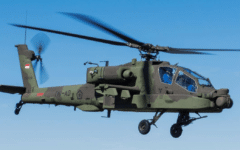 Photos emerge of Indonesia's first Boeing AH-64E Apache Guardian