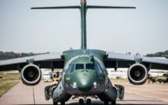 Embraer concludes KC-390 global demonstration tour