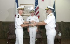 Pakistan assumes command of maritime coalition CTF-150
