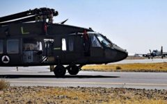 Afghanistan receives first Black Hawk helicopters