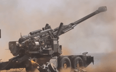 India media report of successful ATAGS howitzer firing tests