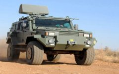 Saab receives Giraffe 1X AESA radar order from undisclosed customer