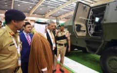 Cavalier Group unveils Hamza 6×6 Multi-Role Combat Vehicle