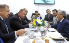 Pakistan and Ukraine commit to strengthening defence ties