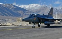 HAL will source 70% of Tejas production work to Indian private sector