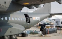 Industry positions counterinsurgency solutions at Dubai Air Show