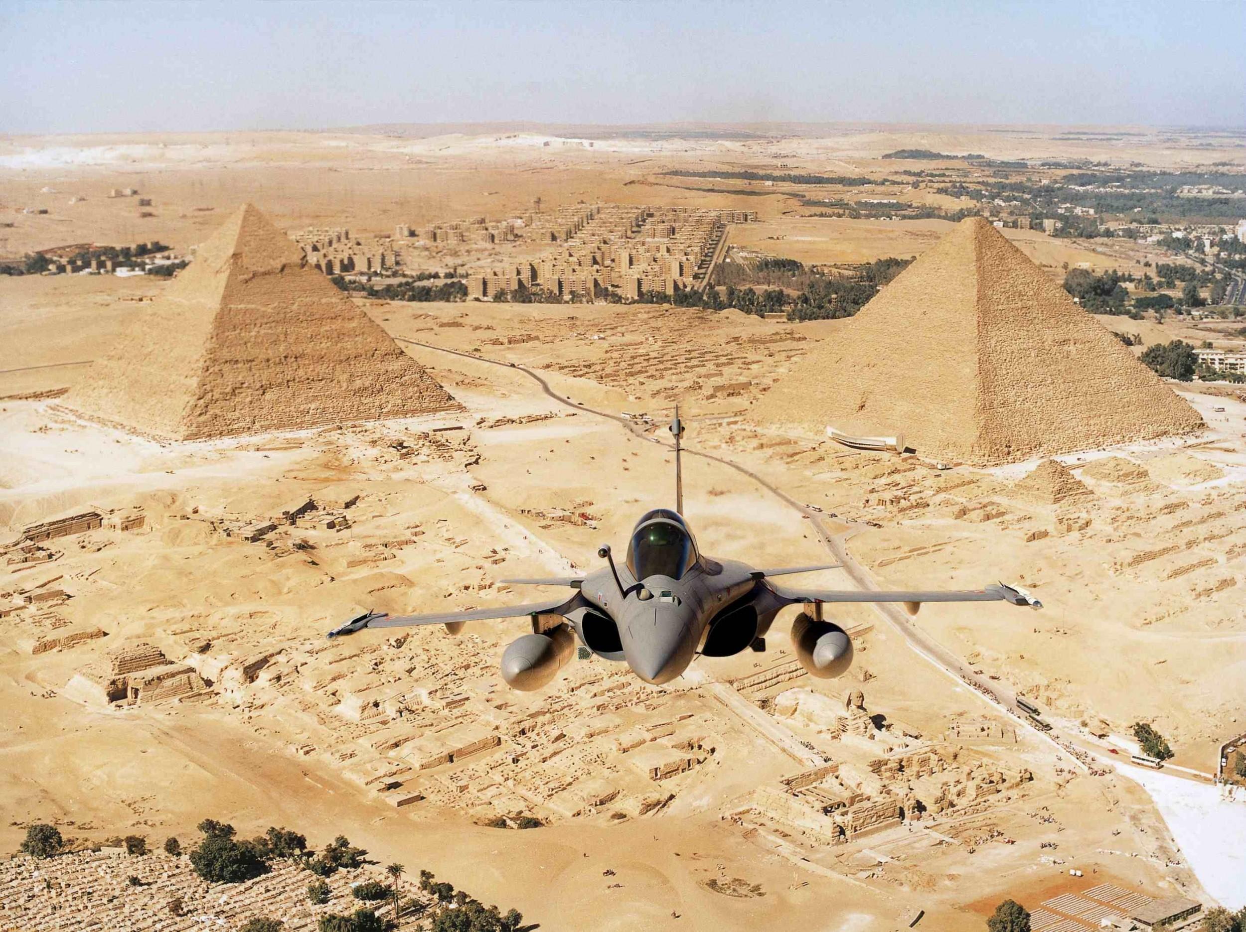 Rafale Egypt