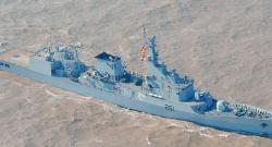 Pakistan-Navy-Ships-F-22P-Sailing