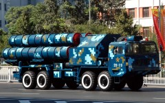 Pakistan Reportedly Seeking FD-2000 Long Range Anti-Air Missiles