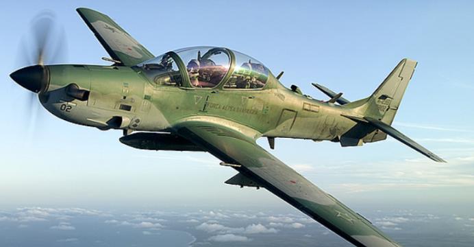 Image result for U.S. assures Super Tucano Aircraft for Nigeria underway