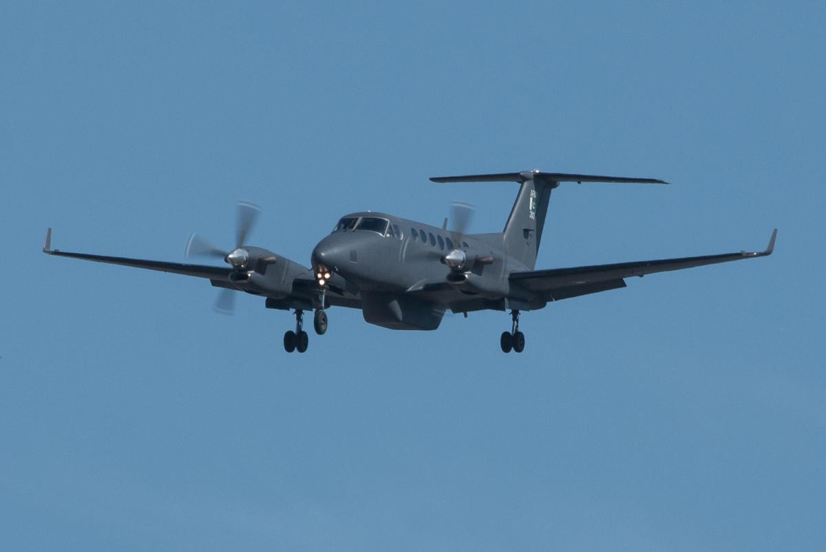 King Air 350er Pakistan S Little Known Surveillance Aircraft