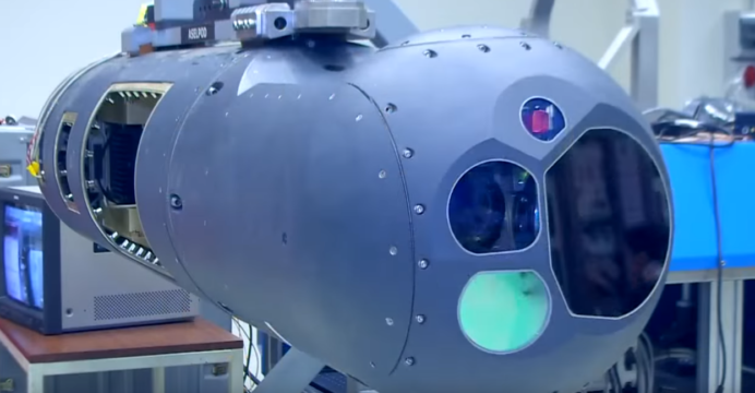 Turkey S Aselsan Is Selling Eight Aselpod Targeting Pods