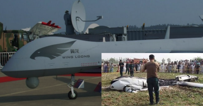 UPDATE: Crashed UAV in Pakistan was undergoing flight tests