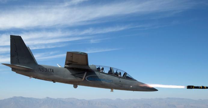 Saudi Arabia interested in Textron Scorpion light combat aircraft