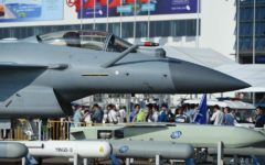 China's scale gives flexibility for high-tech arms development