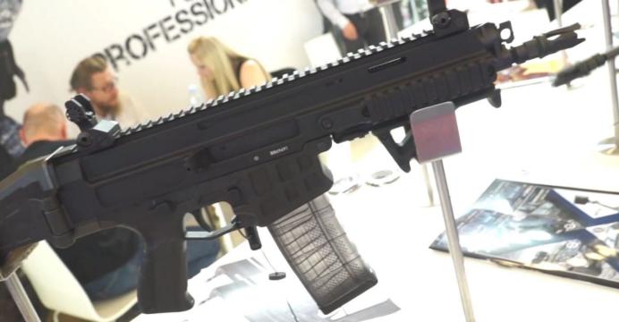 France's GIGN orders CZ-806 BREN 2 in 7 62 x 39 mm