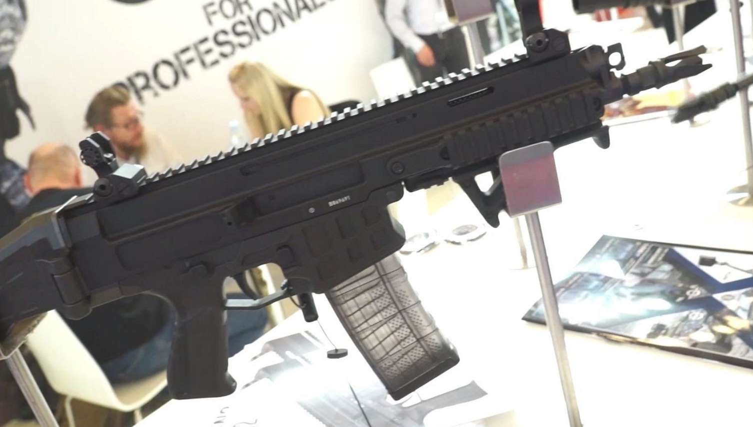 France S Gign Orders Cz 806 Bren 2 In 7 62 X 39 Mm