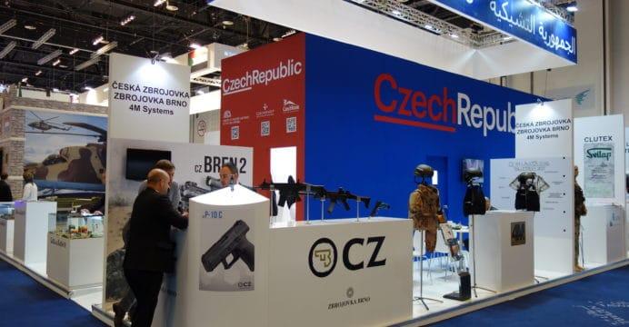 Czech firearms maker CZ continues with regional marketing push