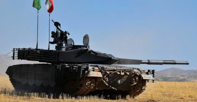 b5260ed833ba Iran showcases new Karrar main battle tank