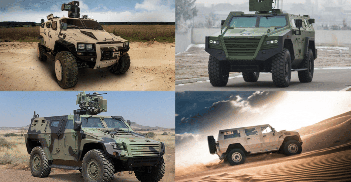 Pakistan Aims To Develop A Light Armoured Vehicle