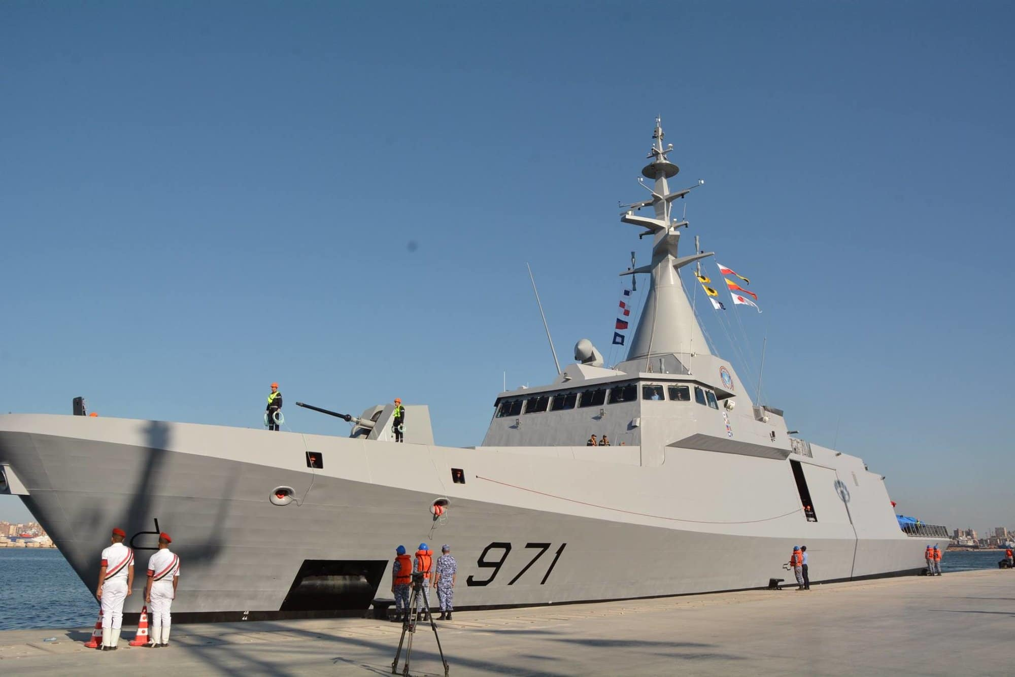 Pictures Of Corvettes >> UAE orders two DCNS Gowind 2500 corvettes