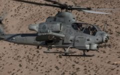 Pakistan prepares for inducting AH-1Z attack helicopters