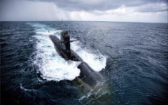India commissions first Scorpene submarine – INS Kalvari