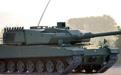 BMC Says Altay MBT Will Be Ready in Two Years