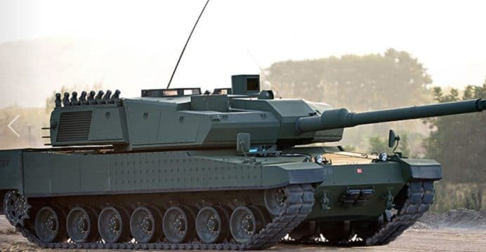 Turkey gets Altay MBT rolling by selecting BMC for serial production cd78f5c89900