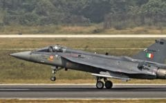Indian Air Force commits to procure a total of 324 HAL Tejas fighters