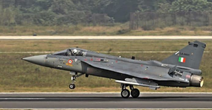 Indian Air Force commits to procure a total of 324 HAL Tejas