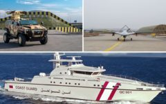 Qatar will buy Turkish drones, ships and armoured vehicles