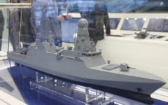 Fincantieri reveals specifications for Qatar's future naval ships