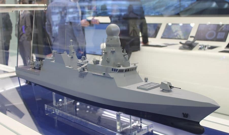 Corvettes For Sale >> Fincantieri reveals specifications for Qatar's future naval ships