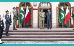 Poland Looks to Pakistan's Defence Market for Sales