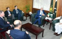 Pakistan and Italy Agree to Explore Joint Defence Production