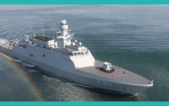 IDEAS 2018: Pakistan Navy MILGEM Corvette (and Frigate?) Update
