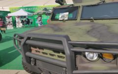 IDEAS 2018: Hajvairy Group Partners with Kia Motors to Propose Light Armoured Vehicle to the Pakistan Army