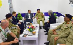 Pakistan and Ukraine to Explore Opportunities for Defence Collaboration