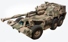 Rheinmetall Tests 76 km Range Artillery System