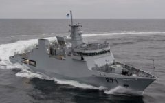 Pakistan Navy Ships: Yarmook-Class Corvette