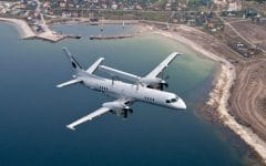 Saab Announces Undisclosed Saab 2000 Erieye AEW&C Buyer