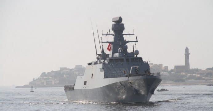 Istanbul-Shipyard-Lays-Keel-for-Pakistani-MILGEM-Corvette
