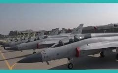 Pakistan Aeronautical Complex Delivers New JF-17B Batch